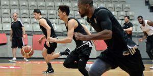Beşiktaş Sompo Japan, Banvit'e hazırlanıyor