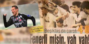 TARİHTE BUGÜN | F.Bahçe'nin ''21 Kasım ve Beşiktaş'' kabusu