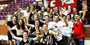 Beşiktaş U-18 Kız Basketbol Takımı yarı finalde