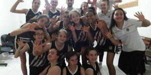 Beşiktaş U-13 Kız Basketbol Takımı F.Bahçe'yi devirdi, şampiyon oldu!