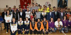 Beşiktaş Masa Tenisi Takımı Türkiye Şampiyonu oldu