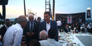 Fikret Orman, Adana Beşiktaşlı İşadamları Derneği'nin iftar davetine katıldı