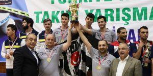 Beşiktaş Masa Tenisi Takımı Türkiye Kupası'nda şampiyon oldu