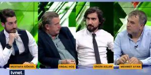 """Ergin Aslan: """"F.Bahçe'nin sol beki Atletico Madrid'in sol bekinden daha fazla kazanıyorsa..."""""""