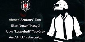Beşiktaş eSports PUBG takımını duyurdu!