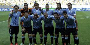 2018 Dünya Kupası A Grubu - Uruguay