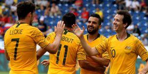 2018 Dünya Kupası C Grubu: Avustralya