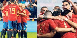 """""""İspanya ve Portekiz açık ara favori"""""""