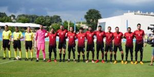 U20 Milli Takımı, üçüncü oldu