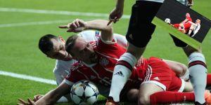 UEFA, Medel ile Ribery arasındaki ilginç anı paylaştı!