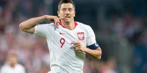 Polonya hazırlık maçında Litvanya'yı 4-0 mağlup etti