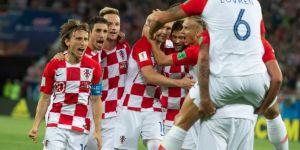 Domagoj Vida'nın takımı Hırvatistan, Nijerya'yı 2 golle mağlup etti!