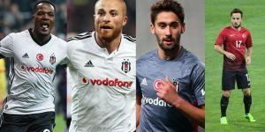 Beşiktaş'ta forma rekabeti başladı!