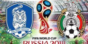 Güney Kore - Meksika maçı ne zaman, saat kaçta, hangi kanalda?