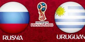 Rusya'nın gücü Uruguay'a yetmedi