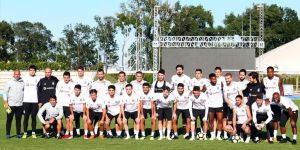 Beşiktaş'ın Şilili yıldızı kampa dahil oldu!