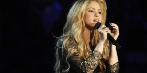 Shakira Vodafone Park'ta! (VİDEO)