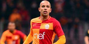 """Galatasaraylı Feghouli: """"Negredo büyük bir oyuncu..."""""""