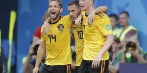Belçika dünya üçüncüsü oldu!