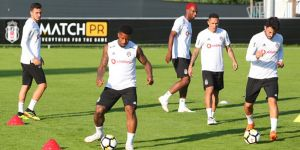 Beşiktaş'ın Avusturya kampı sürüyor!