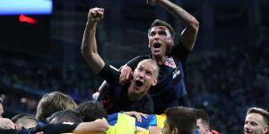 Hırvatistan Milli Takımı, kahraman gibi karşılanacak