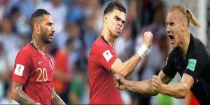 2018 Dünya Kupası, Fransa'nın şampiyonluğuyla sona erdi. Peki Beşiktaş'ın turnuvaya gönderdiği 3 isim için turnuva nasıl geçti?