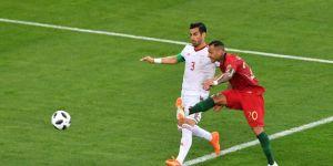 Dünya Kupası'nın en güzel golüne Quaresma'nın trivelası aday oldu!
