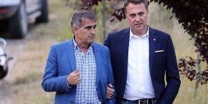 Beşiktaş'ta transfer zirvesi