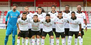 Beşiktaş, son hazırlık maçını 3 golle kazandı!