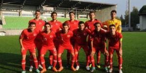 U19 Milli Takımı, Fransa'ya 5-0 yenildi