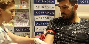Beşiktaş Hentbol Takımı sağlık kontrolünden geçti