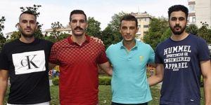 Beşiktaş Mogaz, yeni transferlerini açıkladı