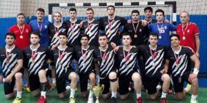 Beşiktaş'ın genç hentbolcularına milli davet