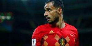 Fransızlar duyurdu... Beşiktaş Nacer Chadli için transfer görüşmelerine başladı!