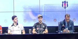 Beşiktaş'ın yeni transferlerinden açıklamalar