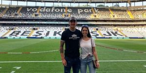 """Enzo Roco'nun eşi Letica Ribeiro: """"Seninle gurur duyuyorum..."""""""