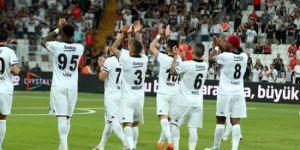 Beşiktaş Avrupa'daki en farklı galibiyetini bu sezon aldı