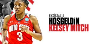 Kelsey Mitchell Beşiktaş'ta