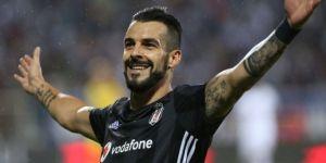 Beşiktaş'tan Negredo kararı! Love giderse...