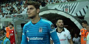 Beşiktaş'ın Partizan maçında kale yine Utku'nun
