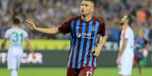Beşiktaş ile Trabzonspor arasında Burak Yılmaz pazarlığı