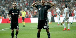 UEFA, Oğuzhan'ın gol sevincini paylaştı