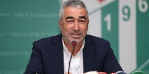 """Samet Aybaba: ''Her şeye çalıştık. Bursaspor yeniden yapılanıyor."""""""