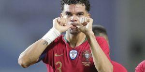 Portekiz'in 11'i belli oldu! Pepe...