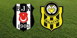 Beşiktaş'ın Malatyaspor maçı 11'i
