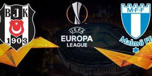Beşiktaş, İsveç ekiplerine karşı zorlanıyor