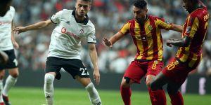 İşte Adem Ljajic'in Beşiktaş-Malatyaspor maçındaki performansı