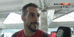 """Negredo'dan veda sözleri: """"Beşiktaş'ı çok seviyorum ama futbol böyle bir şey..."""""""