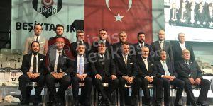 Yeni Yönetim Kurulu toplu fotoğraf çektirdi!