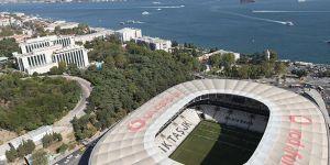 Beşiktaş'ın evi Vodafone Park'ta 'böcek' alarmı!